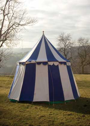 About Heritage Tents